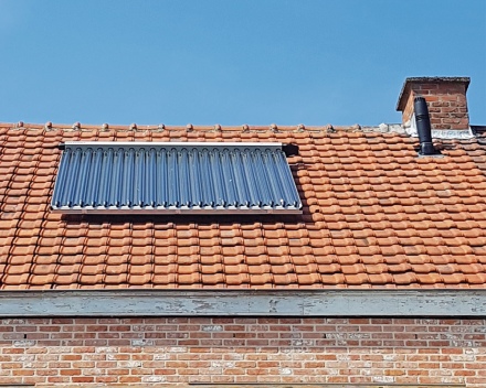 Kies voor energiezuinig en duurzaam verwarmen met de installatie van een zonneboiler